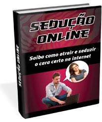 livro sedução na internet